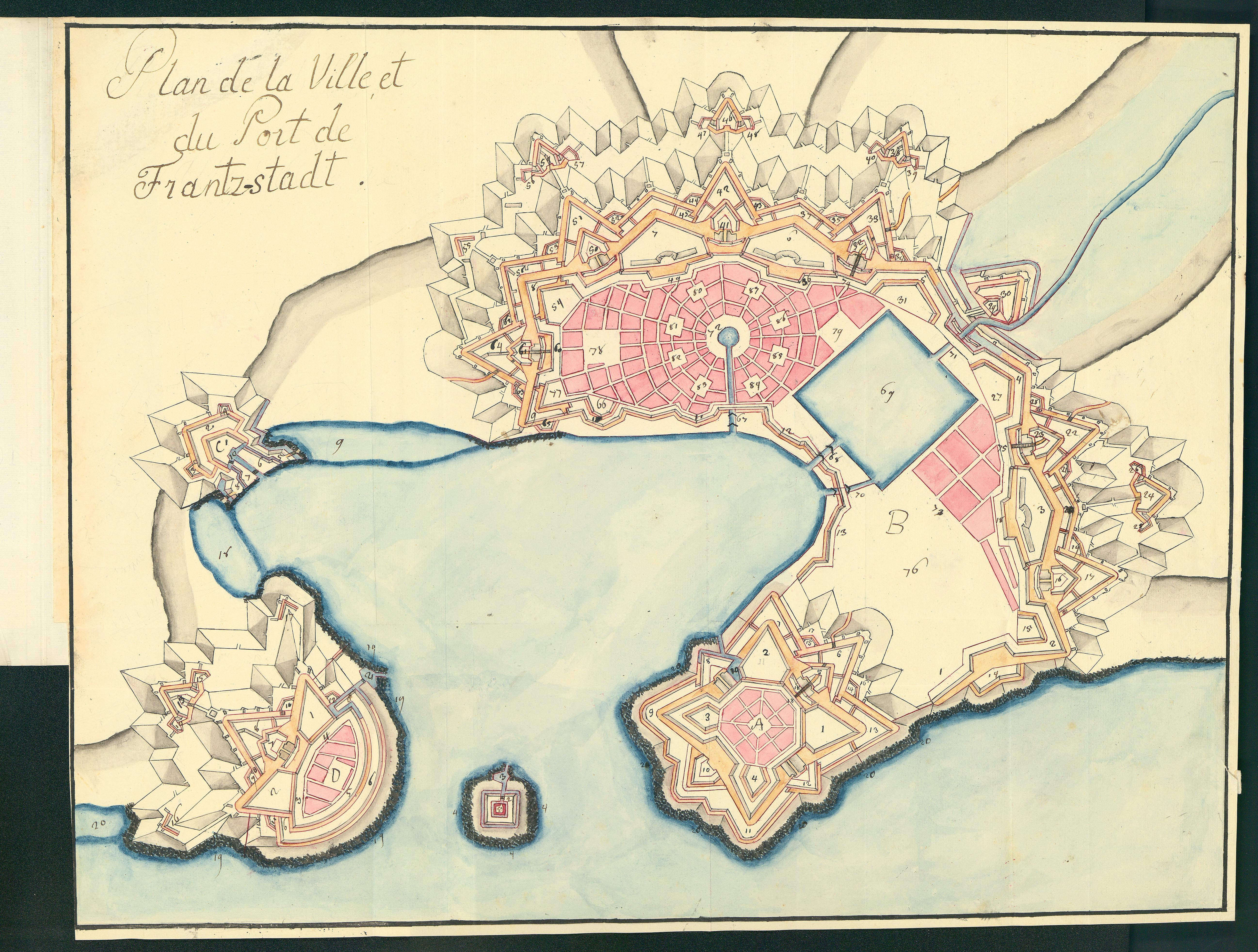 Projet d'un Port de Mer